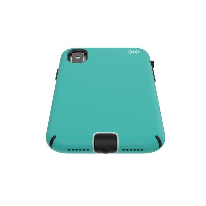 Speck Presidio Sport iPhone X/XS Hoesje Turqoise - 4