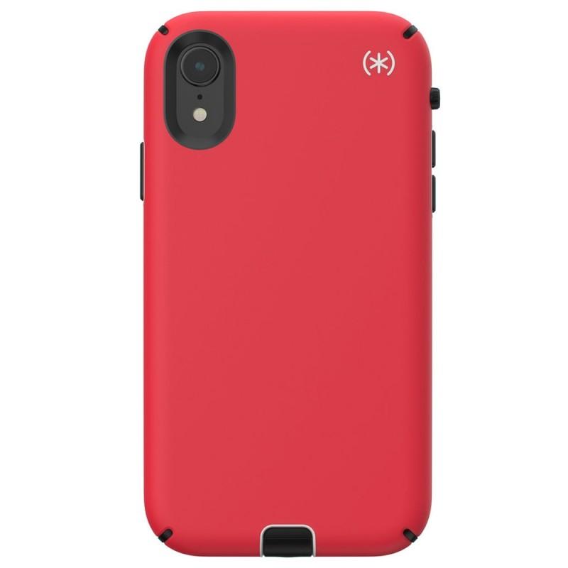 Speck Presidio Sport iPhone XR Hoesje Rood 01