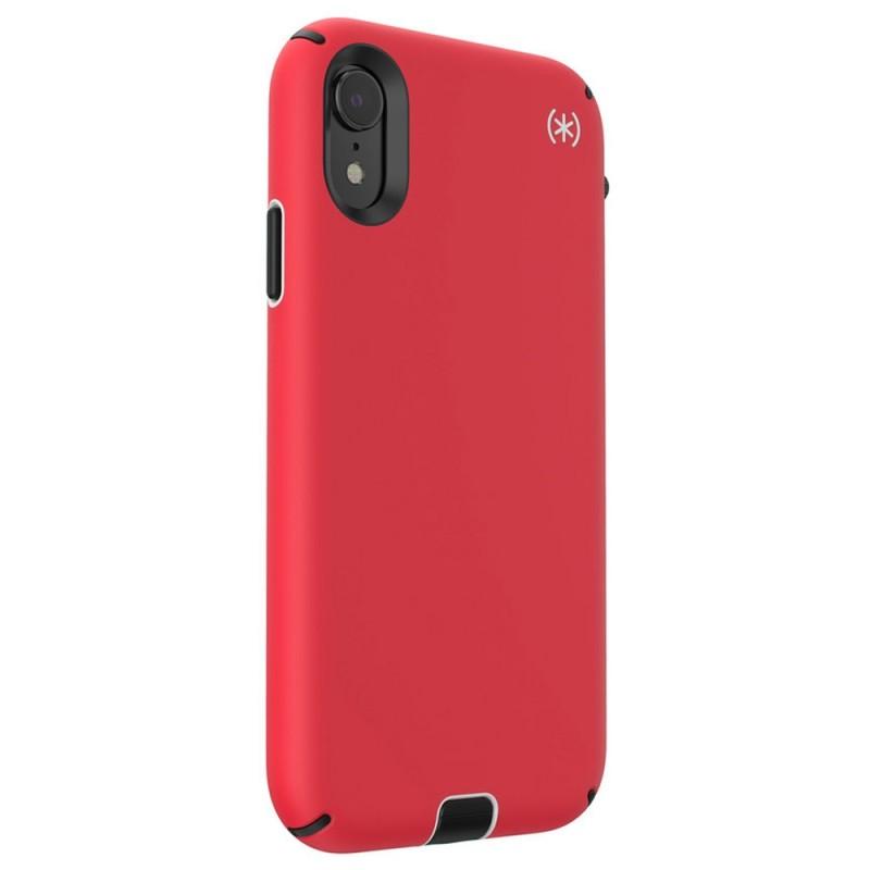 Speck Presidio Sport iPhone XR Hoesje Rood 04
