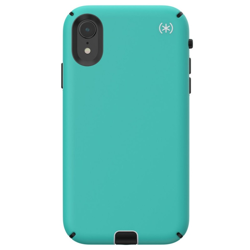 Speck Presidio Sport iPhone XR Hoesje Teal 01