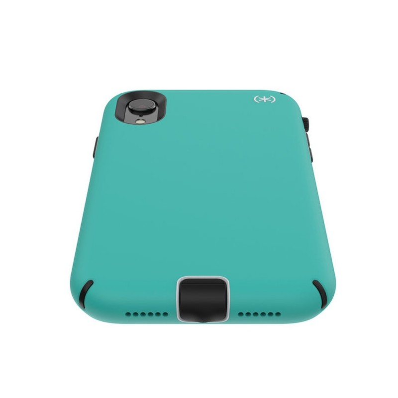 Speck Presidio Sport iPhone XR Hoesje Teal 03