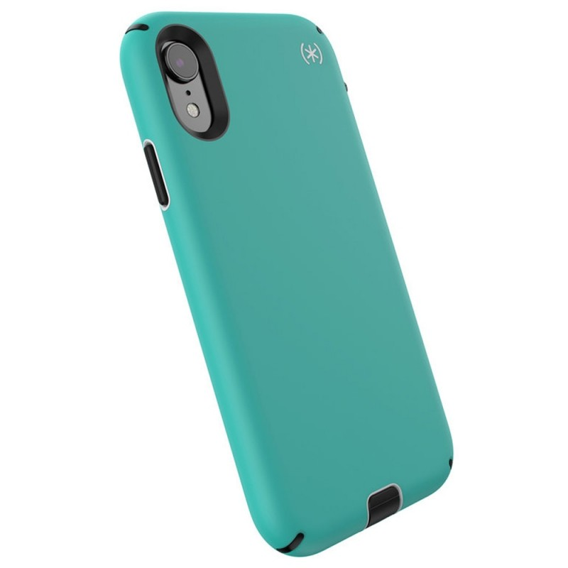 Speck Presidio Sport iPhone XR Hoesje Teal 06