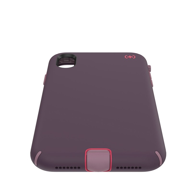 Speck Presidio Sport iPhone XS Max Case Paars 04