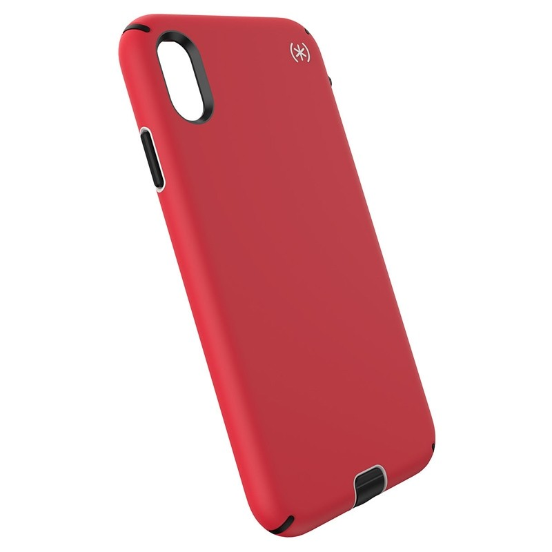 Speck Presidio Sport iPhone XS Max Case Rood 03