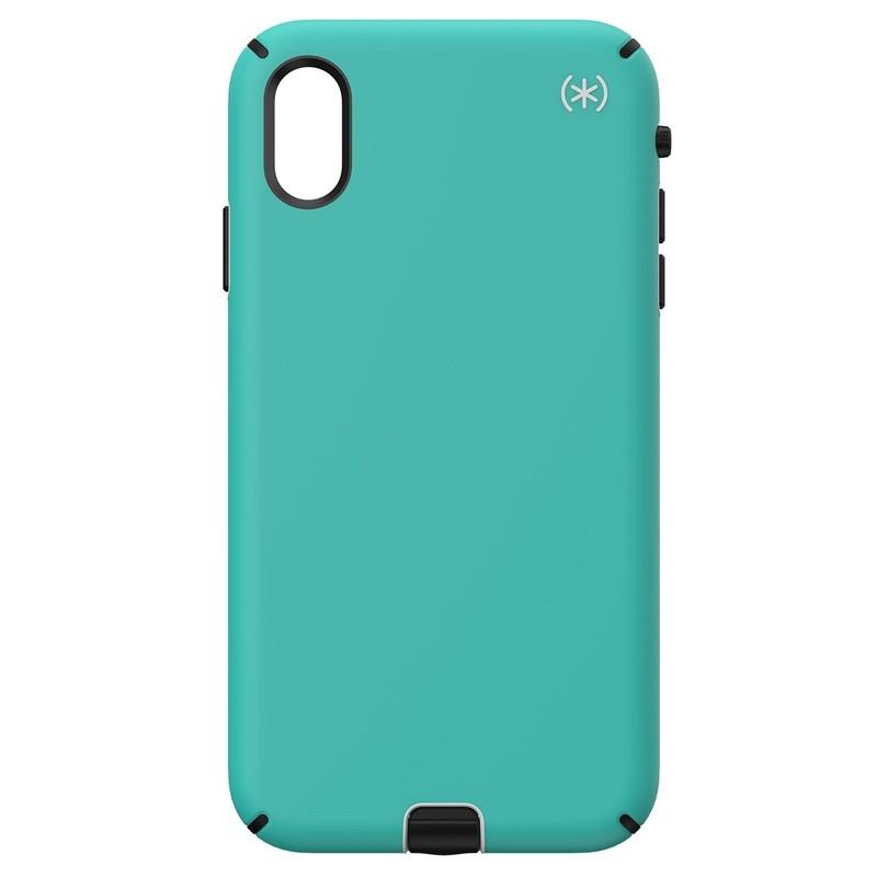 Speck Presidio Sport iPhone XS Max Case Teal 01