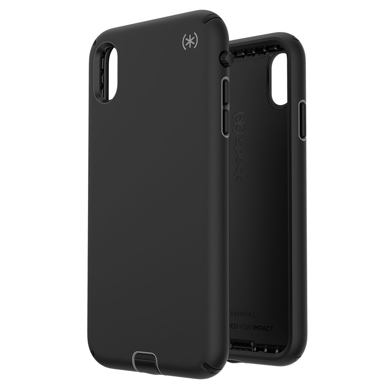 Speck Presidio Sport iPhone XS Max Case Zwart 05