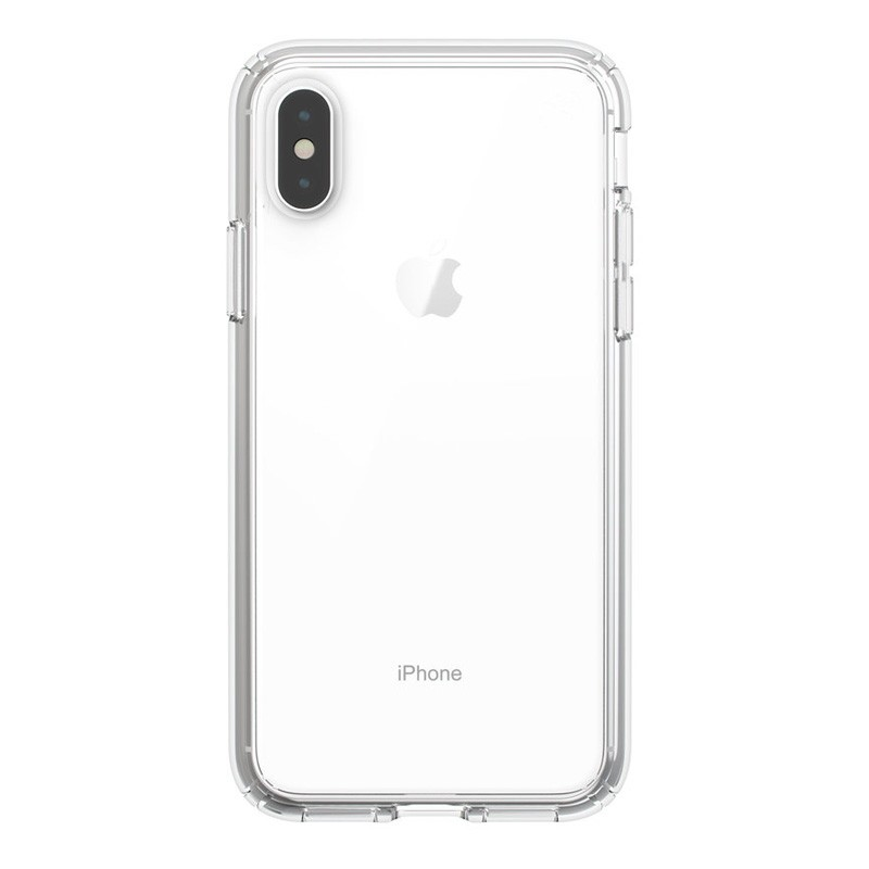 Speck Presidio Stay Clear iPhone X/XS Hoesje Transparant - 1