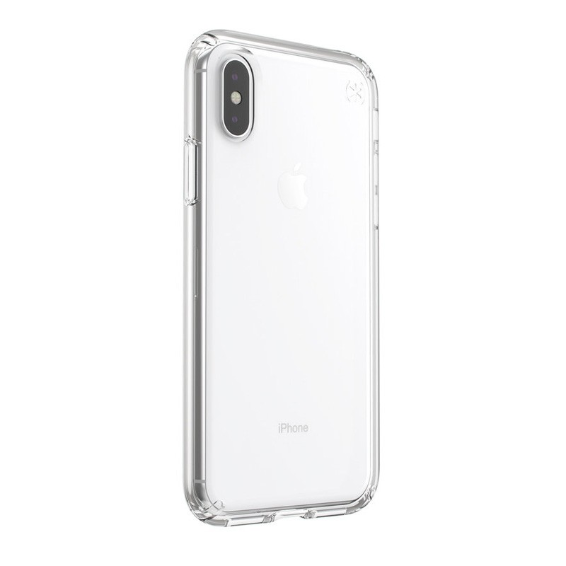 Speck Presidio Stay Clear iPhone X/XS Hoesje Transparant - 4