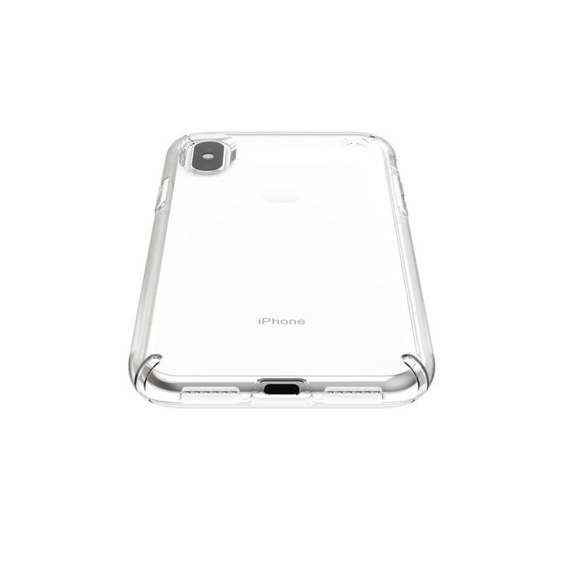 Speck Presidio Stay Clear iPhone X/XS Hoesje Transparant - 5
