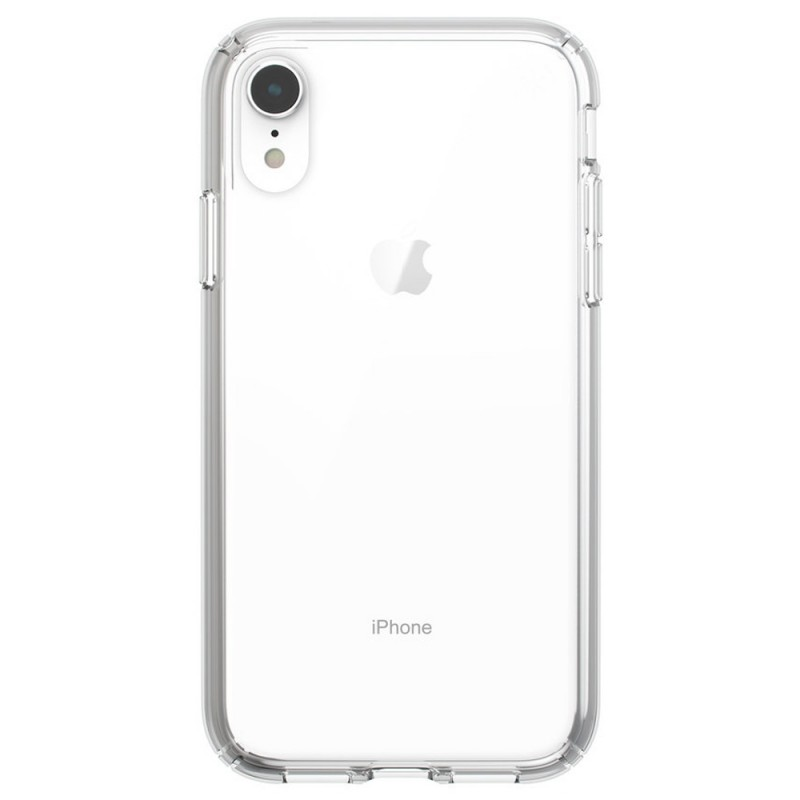 Speck Presidio Stay Clear Case iPhone XR Transparant 01