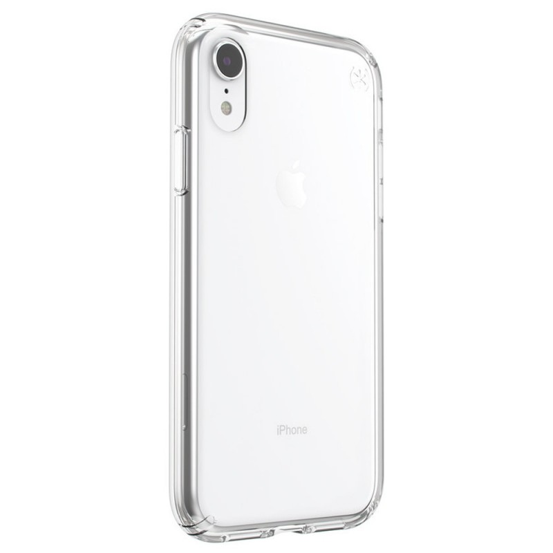 Speck Presidio Stay Clear Case iPhone XR Transparant 05