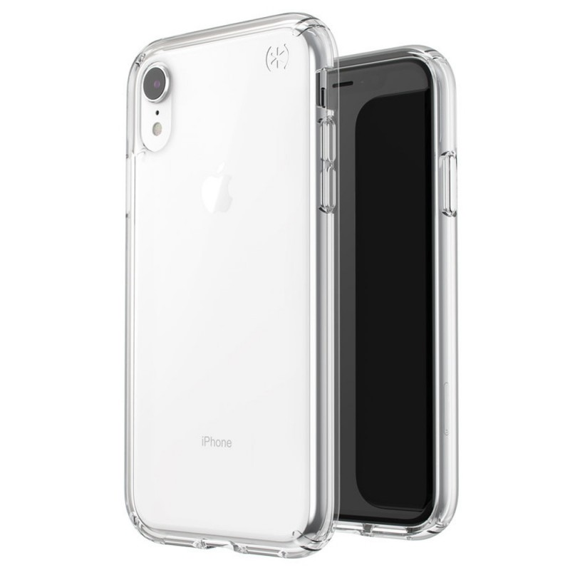 Speck Presidio Stay Clear Case iPhone XR Transparant 06