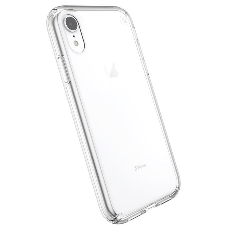 Speck Presidio Stay Clear Case iPhone XR Transparant 07