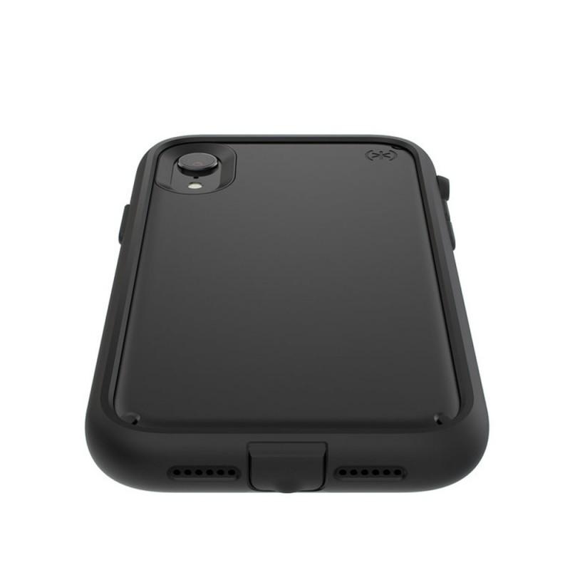 Speck Presidio Ultra iPhone XR Hoes Zwart 08