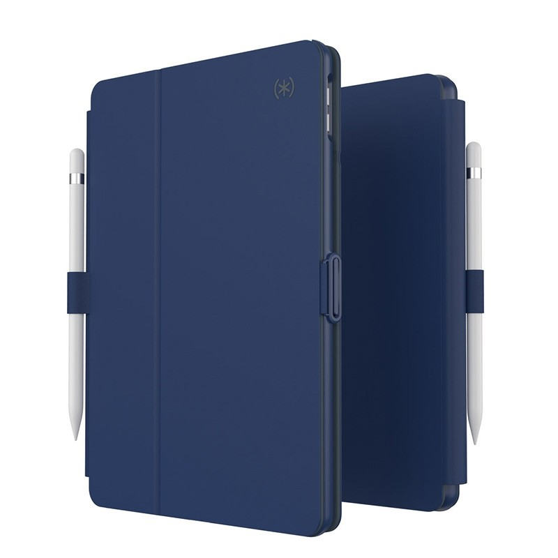 Speck Balance Folio iPad 10.2 (2019 / 2020) Beschermhoes Blauw 07