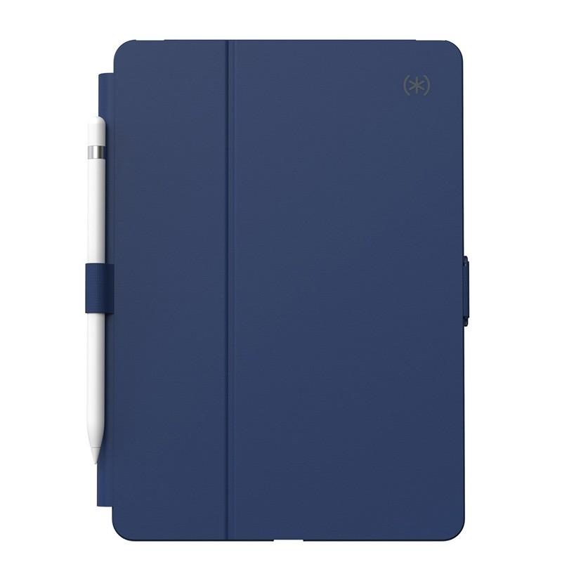 Speck Balance Folio iPad 10.2 (2019 / 2020) Beschermhoes Blauw 04