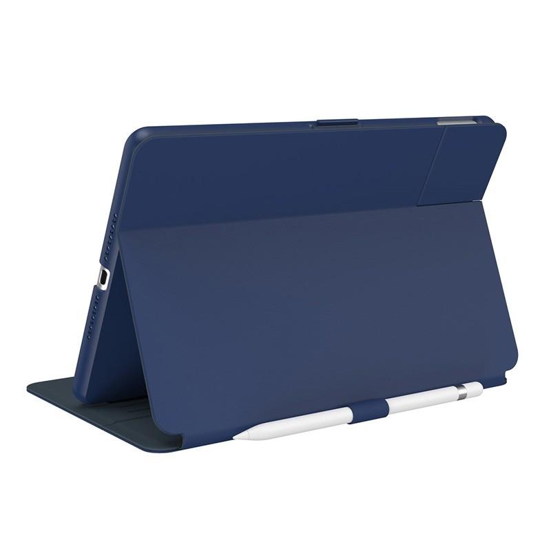 Speck Balance Folio iPad 10.2 (2019 / 2020) Beschermhoes Blauw 01