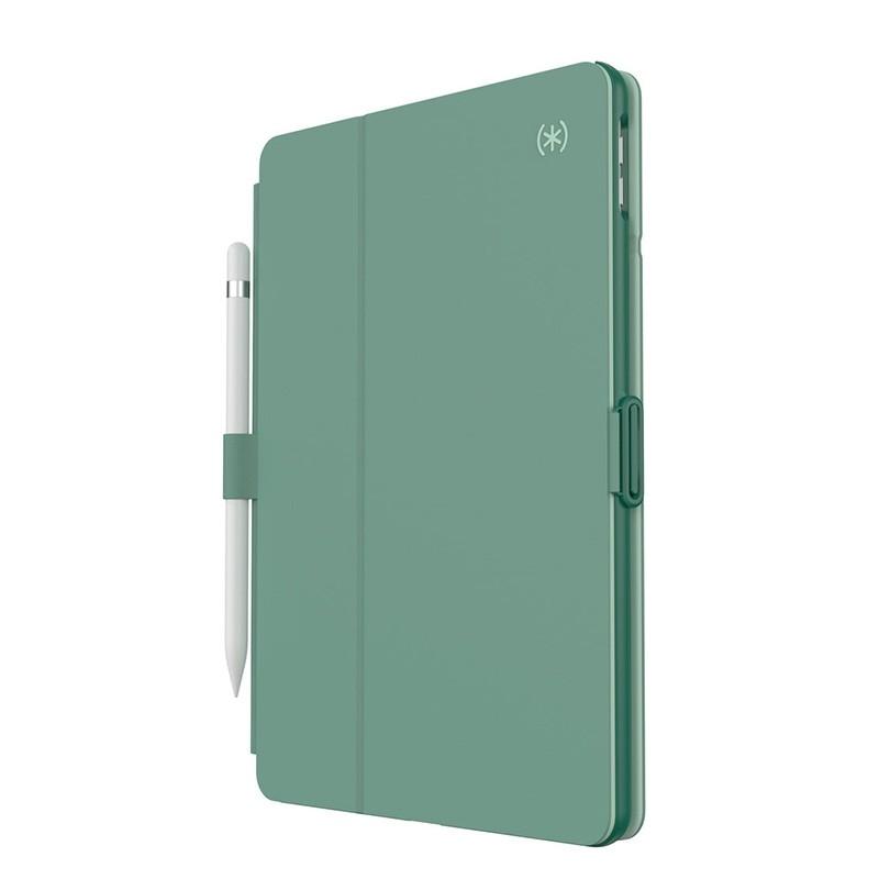 Speck Balance Folio iPad 10.2 (2019 / 2020) Beschermhoes Groen 02