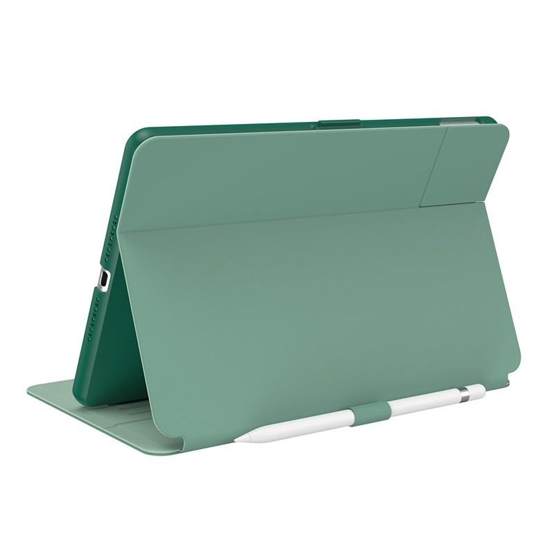 Speck Balance Folio iPad 10.2 (2019 / 2020) Beschermhoes Groen 01