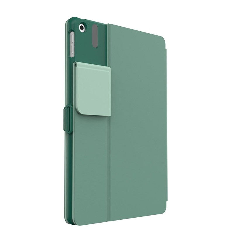 Speck Balance Folio iPad 10.2 (2019 / 2020) Beschermhoes Groen 08