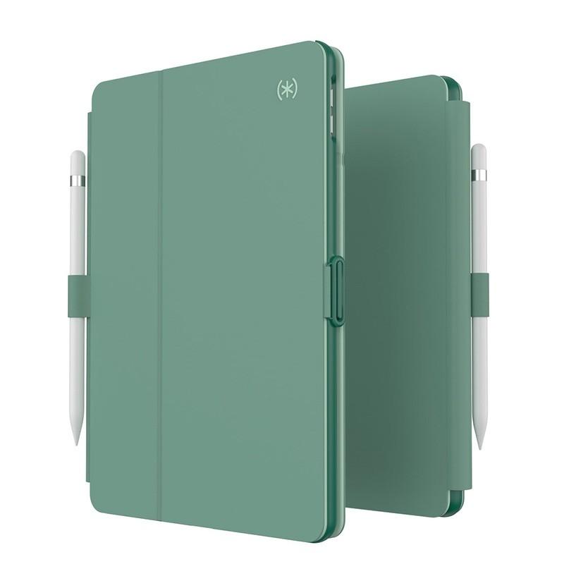 Speck Balance Folio iPad 10.2 (2019 / 2020) Beschermhoes Groen 07