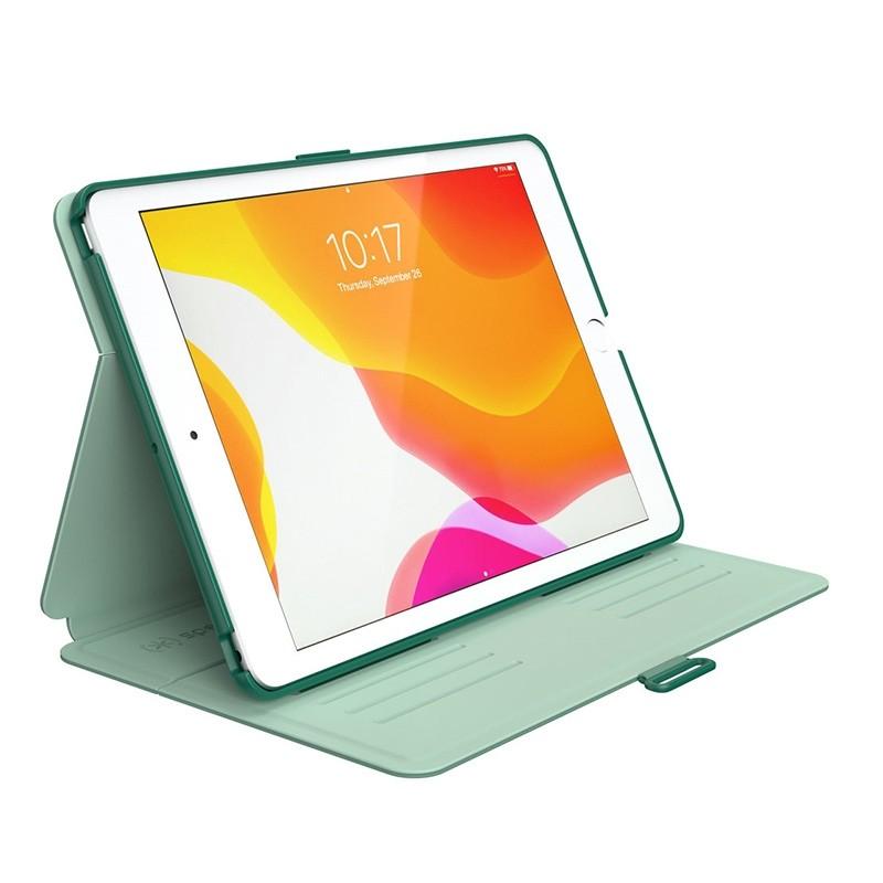 Speck Balance Folio iPad 10.2 (2019 / 2020) Beschermhoes Groen 04