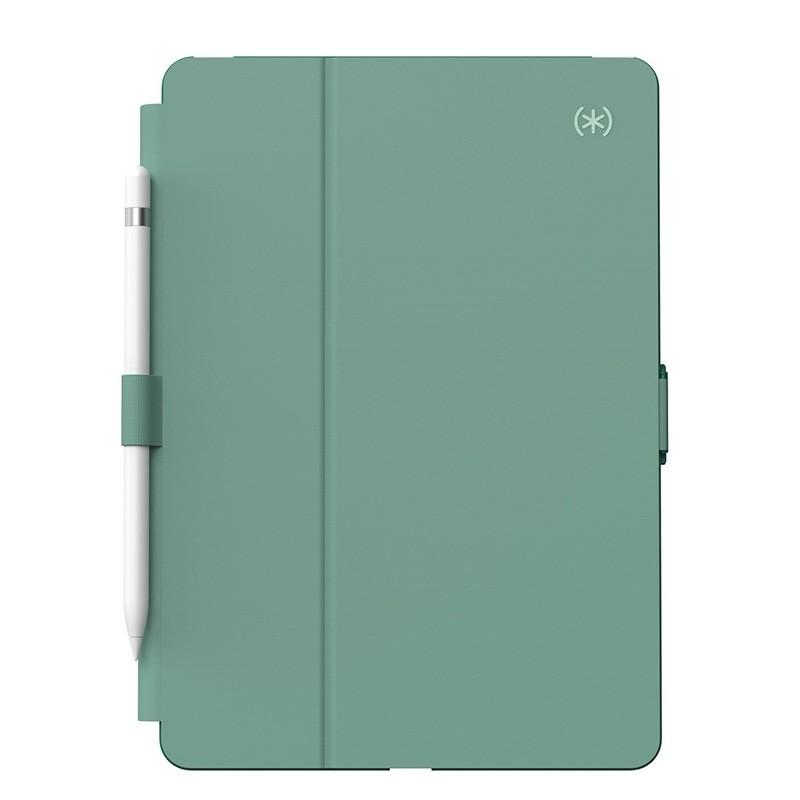 Speck Balance Folio iPad 10.2 (2019 / 2020) Beschermhoes Groen 05