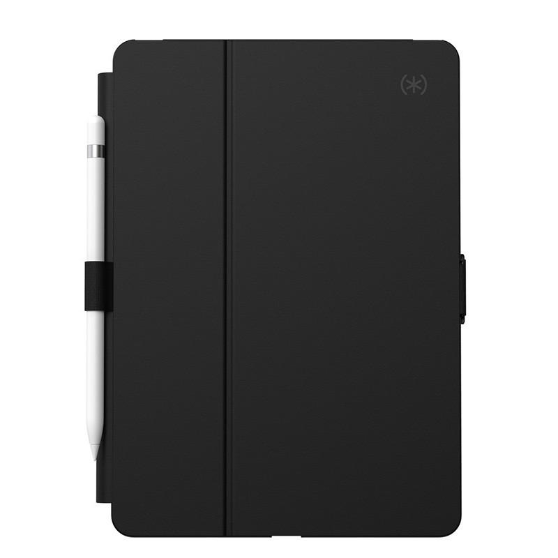 Speck Balance Folio iPad 10.2 (2021 / 2020 / 2019) Beschermhoes Zwart 02