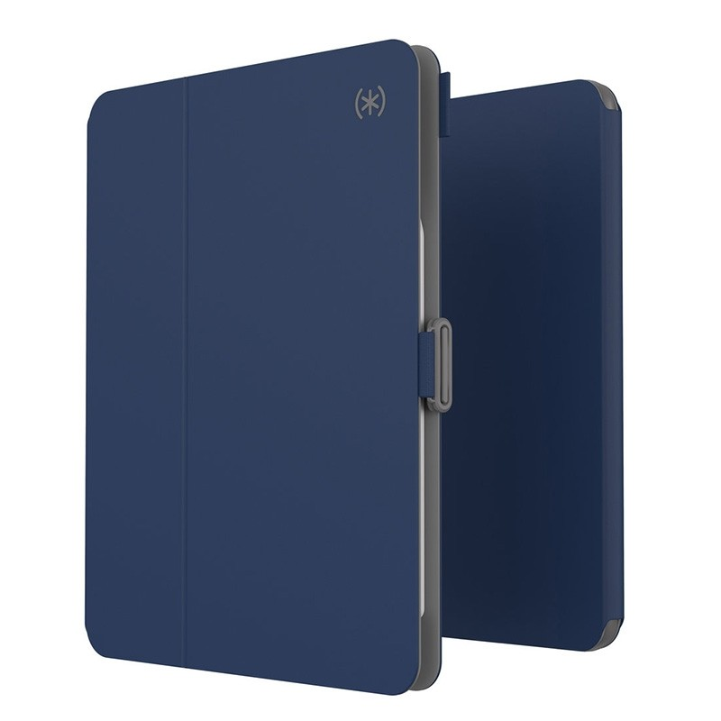 Speck Balance Folio iPad Air 10.9 (2020) / iPad Pro 11 inch (2021/2020/2018) Hoes Blauw 01