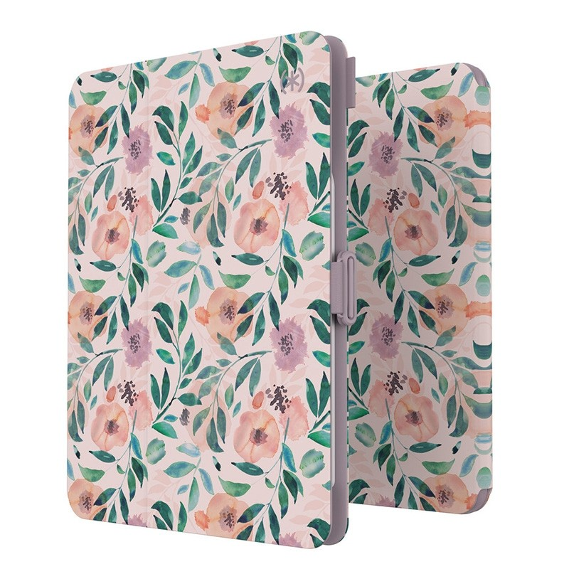 Speck Balance Folio iPad Air 10.9 (2020) Hoes Rose Watercolor 01