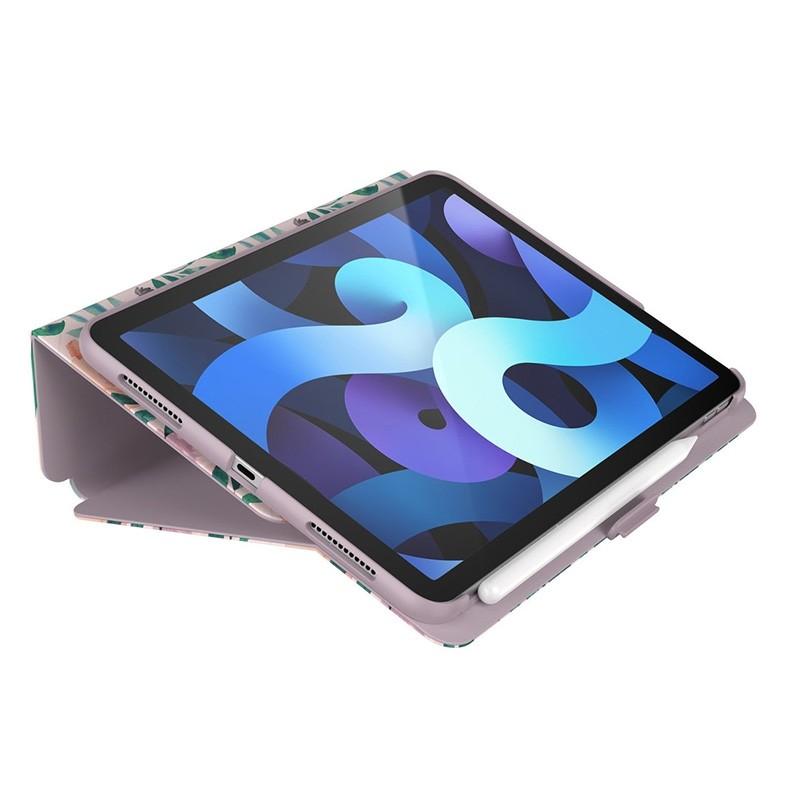 Speck Balance Folio iPad Air 10.9 (2020) / iPad Pro 11 inch (2021/2020/2018) Hoes Rose Watercolor 08