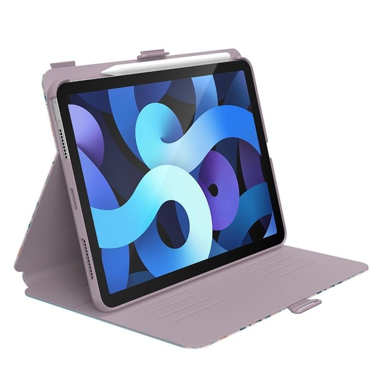 Speck Balance Folio iPad Air 10.9 (2020) / iPad Pro 11 inch (2021/2020/2018) Hoes Rose Watercolor 07