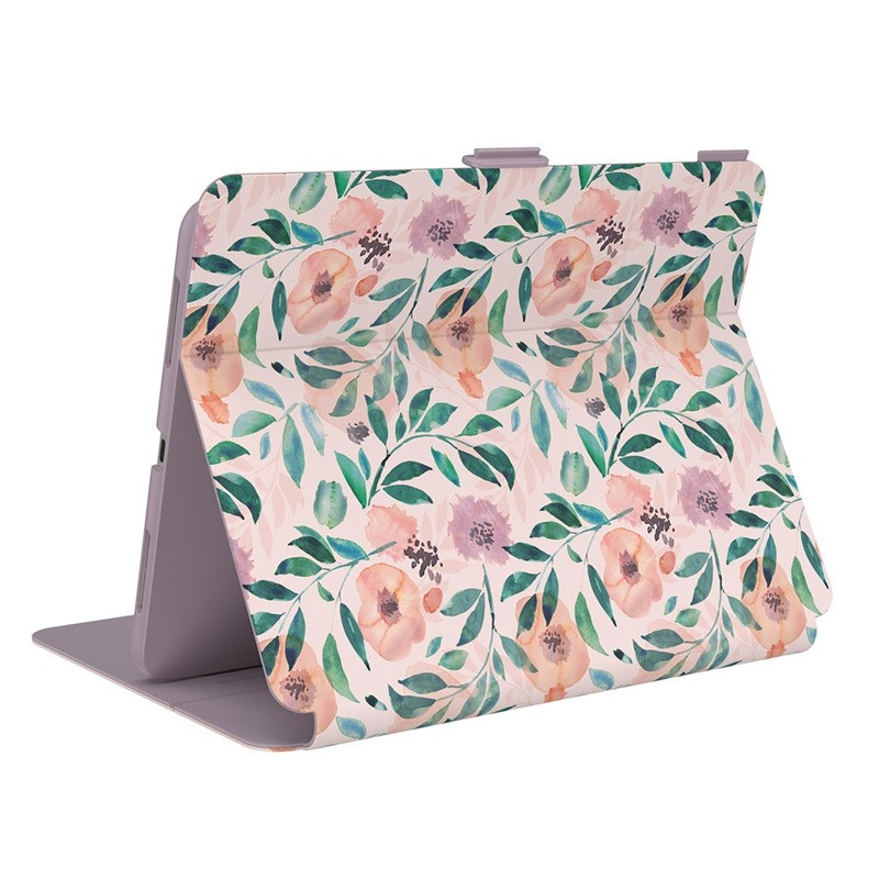 Speck Balance Folio iPad Air 10.9 (2020) Hoes Rose Watercolor 09