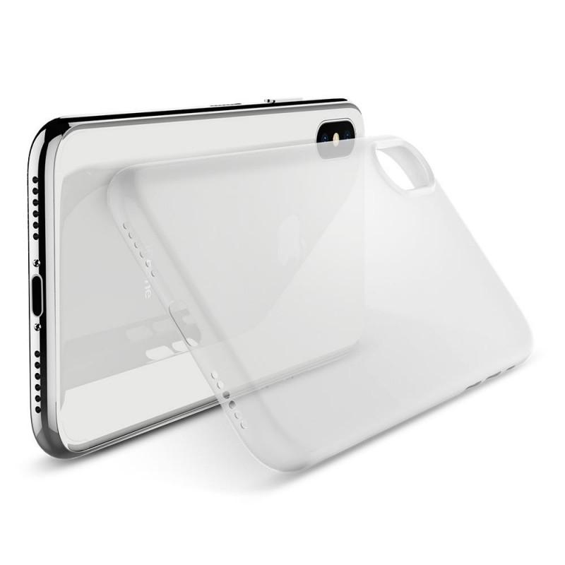 Spigen AirSkin iPhone X/Xs Hoesje Transparant - 2