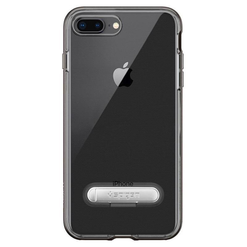 Spigen Crystal Hybrid iPhone 8 Plus/7 Plus Gunmetal - 7