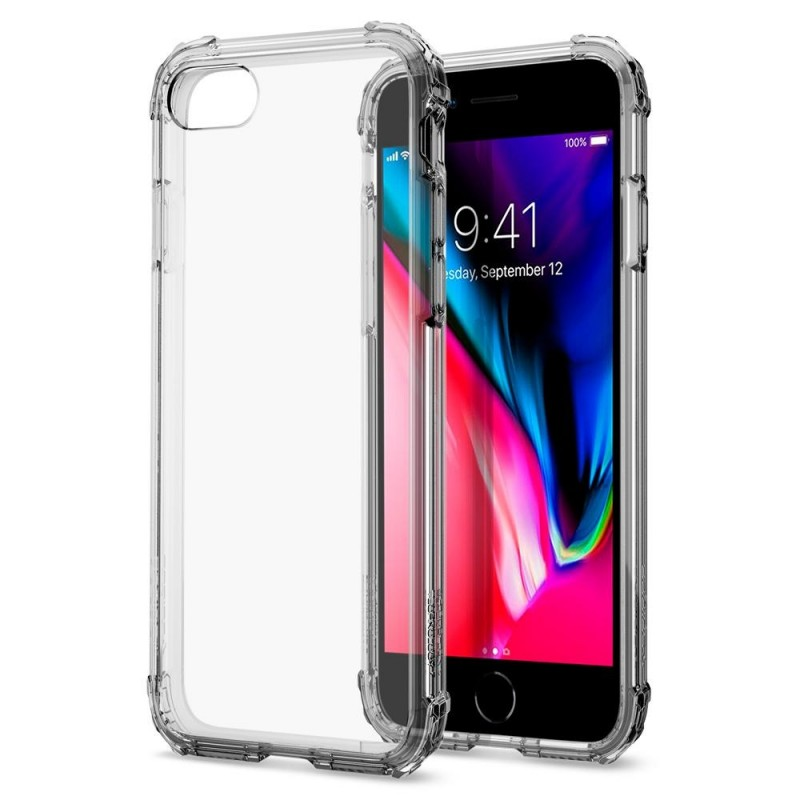 Spigen Crystal Shell iPhone 8/7 Dark Crystal - 1