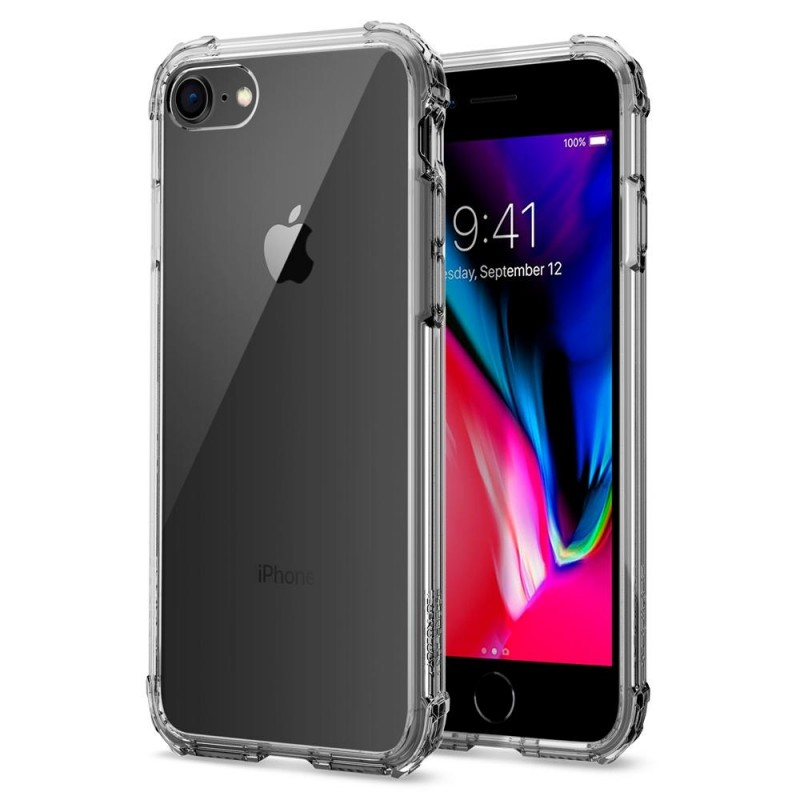 Spigen Crystal Shell iPhone 8/7 Dark Crystal - 2