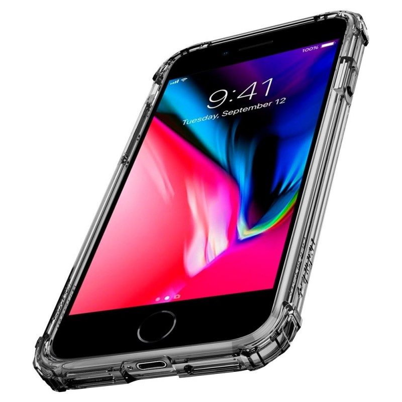 Spigen Crystal Shell iPhone 8/7 Dark Crystal - 3