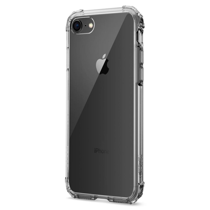 Spigen Crystal Shell iPhone 8/7 Dark Crystal - 4