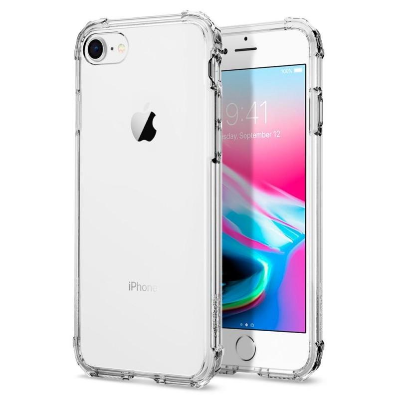 Spigen Crystal Shell iPhone 8/7 Transparant - 2