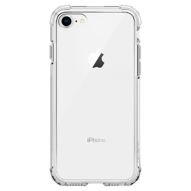 Spigen Crystal Shell iPhone 8/7 Transparant - 5
