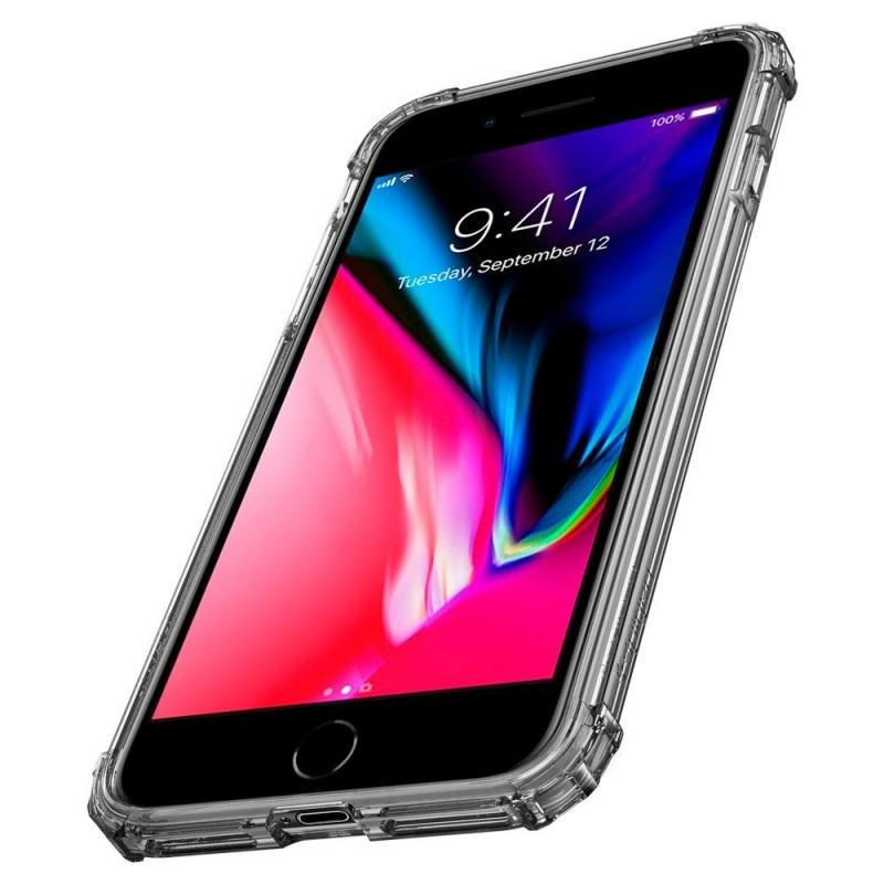 Spigen Crystal Shell iPhone 8 Plus/7 Plus Dark Crystal - 2