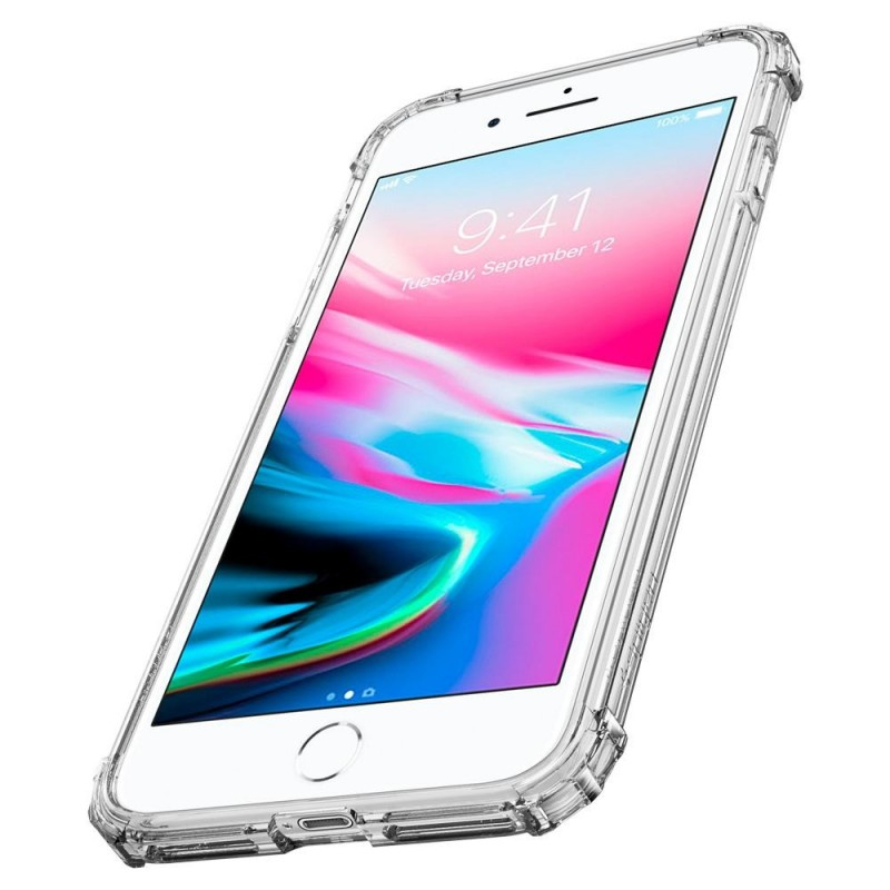 Spigen Crystal Shell iPhone 8 Plus/7 Plus Crystal Clear - 2