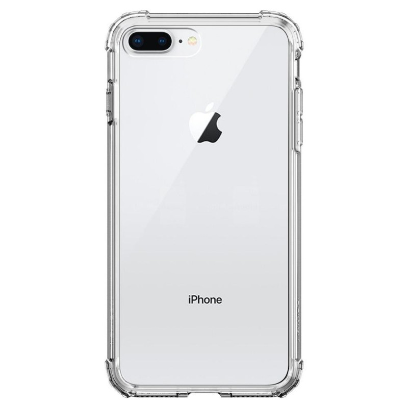 Spigen Crystal Shell iPhone 8 Plus/7 Plus Crystal Clear - 4