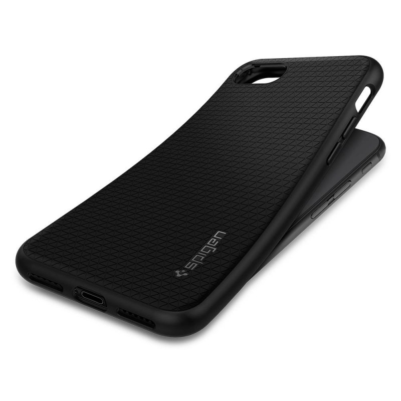 Spigen Liquid Air Armor Case iPhone 8/7 Zwart - 3