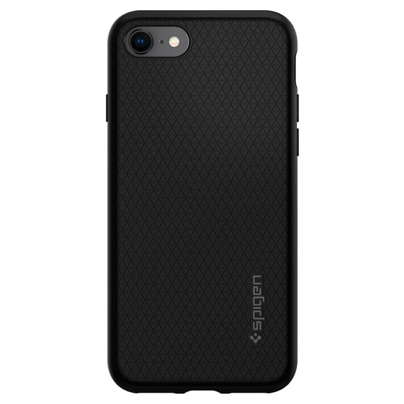 Spigen Liquid Air Armor Case iPhone 8/7 Zwart - 5