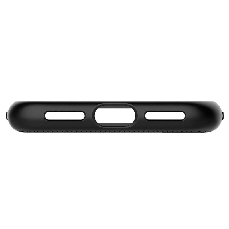 Spigen - Liquid Air Apple iPhone X/Xs hoes Black 08