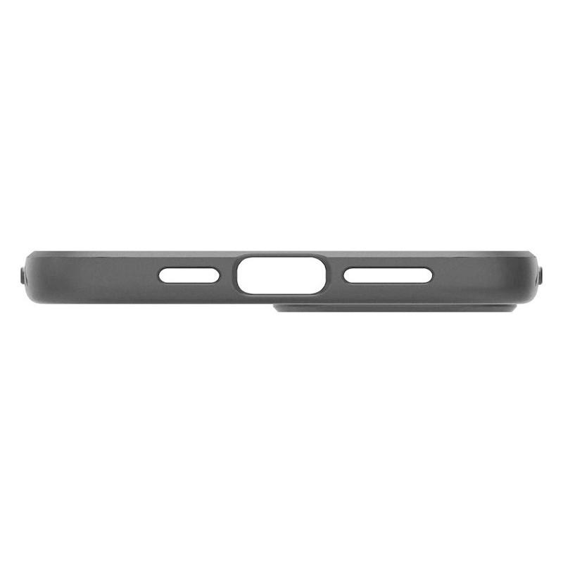 Spigen - Liquid Air iPhone 12 / iPhone 12 Pro 6.1 inch zwart 09