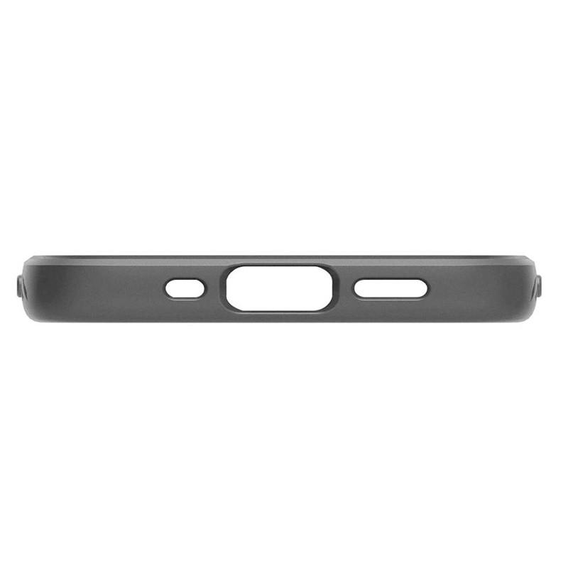 Spigen - Liquid Air iPhone 12 Mini 5.4 inch zwart 08