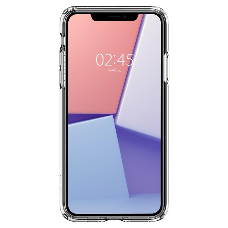 Spigen Liquid Crystal Case iPhone 11 Pro Transparant - 4